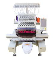Промышленная вышивальная машина Aurora CTF 1501 BSC