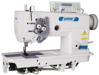 Двухигольная швейная машина плоского челночного стежка Protex TY-B845-5