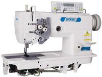Двухигольная швейная машина плоского челночного стежка Protex TY-875-5