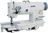 Двухигольная швейная машина плоского челночного стежка Protex TY-B842-5