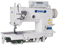 Двухигольная швейная машина плоского челночного стежка Protex TY-B842-3