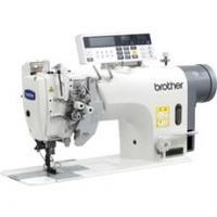 Двухигольная промышленная швейная машина T-8752C-407 Brother для шитья толстой нитью