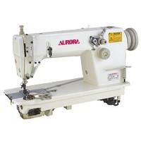 Промышленная швейная машина цепного стежка иглами тандем AURORA A-482A