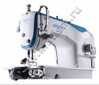 Прямострочная промышленная швейная машина JACK F4 (прямой привод)