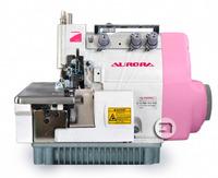 Промышленный 3-х ниточный оверлок Aurora A-700D-3 (Direct drive)