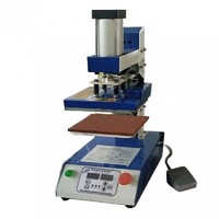 Пресс для дублирования и термопечати пневматический DS-1B1520 Aurora