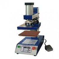 Пресс для дублирования и термопечати пневматический DS-1B1015 Aurora
