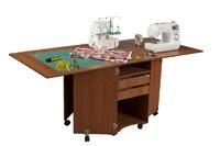 Стол для швейной машины и оверлока Комфорт-9