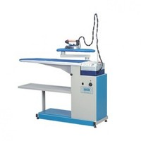 Консольный гладильный стол с нагреваемым рукавом HASEL HSL-DP-03MI