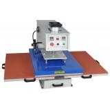 Пресс для дублирования и термопечати пневматический PZ-Q80 Aurora