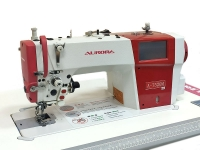 Прямострочная промышленная швейная машина Aurora A-7520M (автоматические функции)