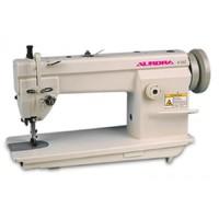 Прямострочная швейная машина с тройным продвижением для тяжелых тканей Aurora A-562