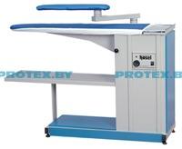 Консольный гладильный стол с нагреваемым рукавом HASEL HSL-DP-03KI