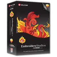 Профессиональное приложение для дизайна Embroidery Studio e2.0