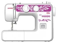 Швейная машина Janome 18е
