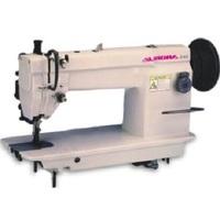 Прямострочная швейная машина с тройным продвижением для тяжелых тканей Aurora А-662