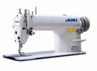 Прямострочная промышленная швейная машина Juki DDL 8100e с сервомотором и евростолом