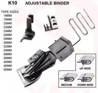 Приспособления для окантовки с закрытым срезом K-10, 20 мм.
