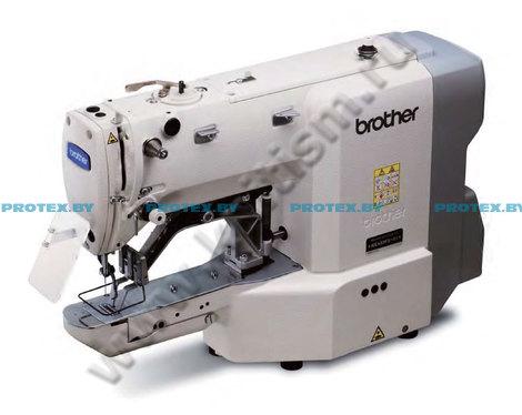 Электронная закрепочная машина программируемой строчки Brother KE-430FS