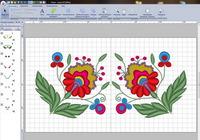 Профессиональное приложение для дизайна PE-Design NEXT, Версия 9