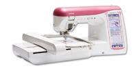 Швейно-вышивальная машина Brother NV 5000 Laura Ashley