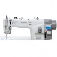 Прямострочная промышленная швейная машина челночного стежка с прямым приводом DURKOPP ADLER 261-140342 / 160362