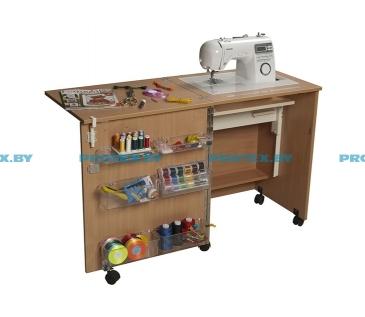Стол для швейной машины и оверлока Комфорт-1