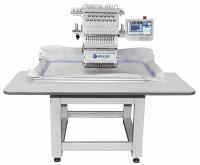 Промышленная одноголовочная 15-ти игольная вышивальная машина VE 23CW-TS (Touch Screen)