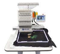 Промышленная одноголовочная 15-ти игольная вышивальная машина VELLES VE 25ТС-SС NEXT