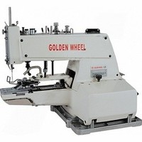 Пуговичная машина GOLDEN WHEEL CSB-7100T