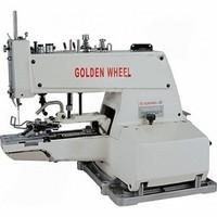 Пуговичная машина GOLDEN WHEEL CSB-7100T